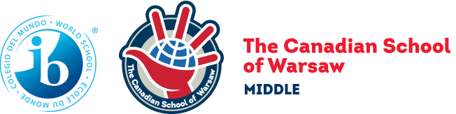 Canadian School Middle Logo